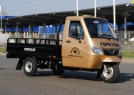 30 грузовик на мотобазе