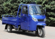 21 трехколесный грузовик Киев