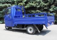 23 трехколесный грузовик Львов