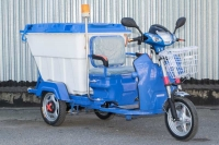 10_Электрический трицикл