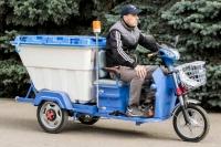 37_Электрический грузовой мотоцикл Одесса