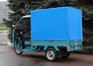 20 электрический мотогрузовик Киев