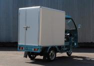10 электрический трехколесный грузовик Одесса