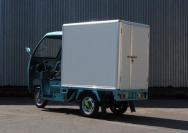 6 электрический трехколесный грузовик