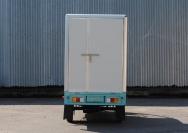 7 электрический трехколесный грузовик купить
