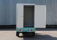 8 электрический трехколесный грузовик цена
