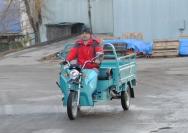 20 трехколесный грузовик Одесса
