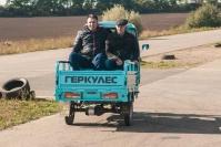26 Трехколесный грузовик Одесса
