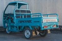 6 электрический мотогрузовик