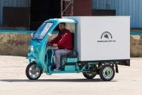 14 трехколесный грузовик Геркулес