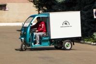 16 трехколесный грузовик отзывы
