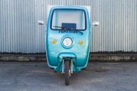 3 электрический трицикл Геркулес