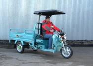3 электрический трицикл