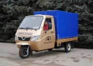 7 мотогрузовик с кабиной